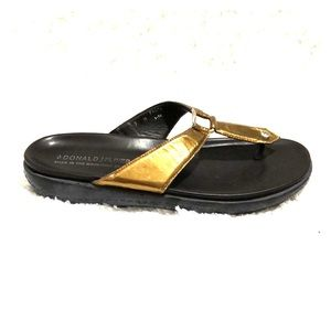 Donald J. Pliner Thong Sandals